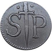 Méreau - 2 Patards (Collegiale Saint-Paul) – reverse