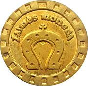 Lucky Coin - Kaunas – reverse