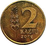 2 Kaziu (Kazys) – reverse
