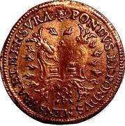 Felipe IV Pondus et Mensura – reverse