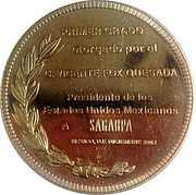 Sagarpa – obverse