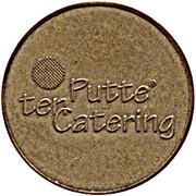 Token - Ten Putte Catering – obverse