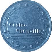 50 Cents - Casino Granville – obverse