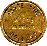Token - Range King – obverse