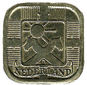 5 Cents (German occupation coin type) – obverse