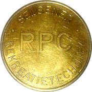 Token - RPC Seijsener Rekreatietechniek – reverse