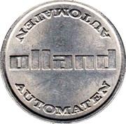 Token - Olland Automaten – reverse