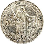 1 Gulden - 's-Hertogenbosch – obverse