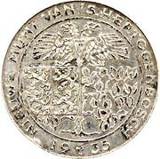 1 Gulden - 's-Hertogenbosch – reverse