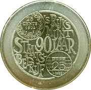 Royal Dutch Mint Token - ANA Show – obverse