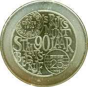 Token - Royal Dutch Mint Token (ANA Show) – obverse