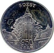 Soester Daalder - Soest (950 years) – obverse