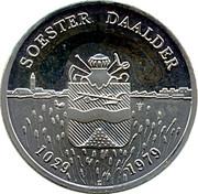 Soester Daalder - Soest (950 years) – reverse