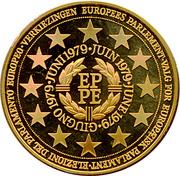 1 Euroflorin - European Parliament Elections – obverse