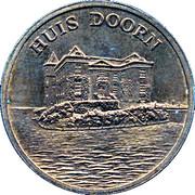 1 Doorntje - Doorn (1100 years) – obverse