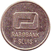 Token - Rabobank Sluis – obverse