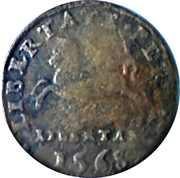 Token - Philip II (Poena et Premio) – reverse