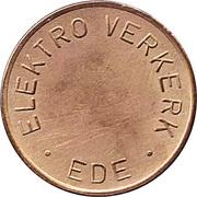 Token - Elektro Verkerk EDE – reverse