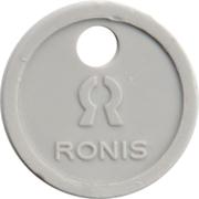 Shopping Cart Token - Jeton Ronis (1 Euro) – obverse