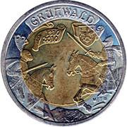 8 Półgroszy - Grunwald – reverse