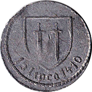 Token - Grunwald Battle – obverse