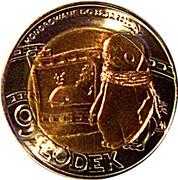 9 Łódek - Łódź – obverse