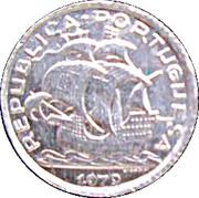 2.50 Escudos (Miniature coin; Aluminium) – obverse