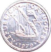 5 Escudos (Miniature coin; Aluminium) – obverse