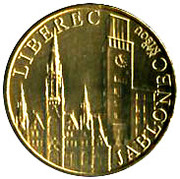 Mint Set Token 2013 - Liberec Region – obverse