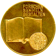 Token - 3rd Central Numismatic Days – reverse