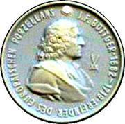 Token - Johann Friedrich Böttger – obverse