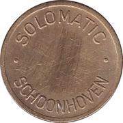 Vending Machine Token - Solomatic (Schoonhoven) – obverse