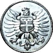 Token - Victory Medal – reverse