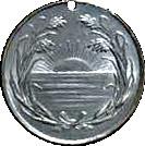 Meiji Medal – obverse