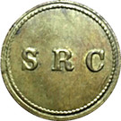 1 Shilling - SRC – reverse