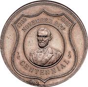 Dollar - Fayetteville North Carolina Centennial – obverse