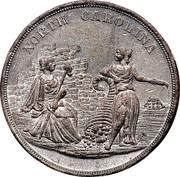 Dollar - Buncombe County Centennial (Asheville, North Carolina) – obverse