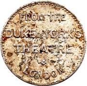 Duke of York's Theatre London – obverse