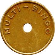 Multi-Bingo Token – obverse