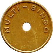 Multi-Bingo Token – reverse