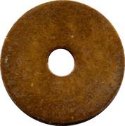 Official Shove-Ha'penny Disc – reverse