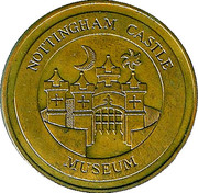 Nottingham Castle – obverse
