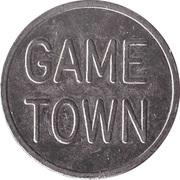 Game Token - Game Town – obverse