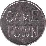 Game Token - Game Town – reverse