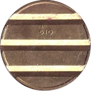 Game Token - Leisurcor – reverse