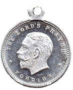 Medallion - The Lord's Prayer – obverse