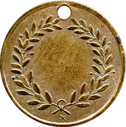 "Medallion - The ""Lord's Prayer"" – obverse"