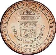 Dollar - Colorado Century of Progress (Type IV) – reverse