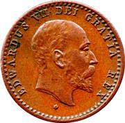 Token - Edward VII (L'entente Cordiale) – obverse
