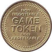 Game Token - Sega City – reverse